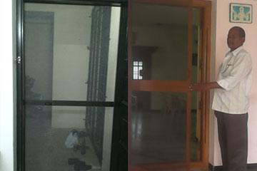 Openable Doors u0026 Windows & Mosquito Nets in Coimbatore Pollachi Tirupur | VFirst Marketing