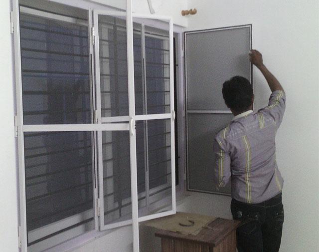 Magnetic Window In Coimbatore Aluminium Frame Magnetic