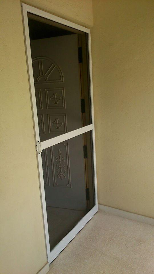& Main Doors( Fly Doors Magnetic Type )