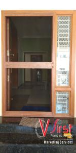 Main Doors( Fly Doors Magnetic Type )